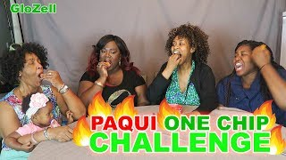 Paqui One Chip Challenge - GloZell