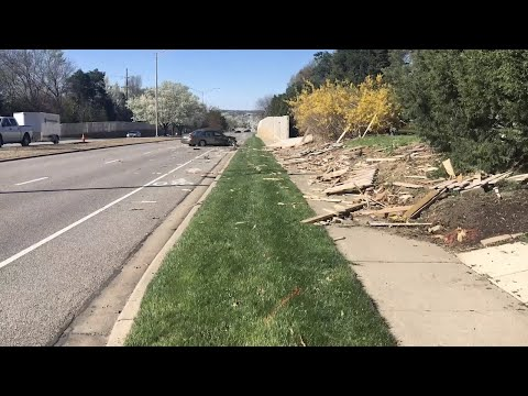 Blue Valley middle school student walking home hit by car on Switzer Road