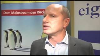 Im Gespräch mit Ralf Flierl über Minuszinsen, Inflation und Gold