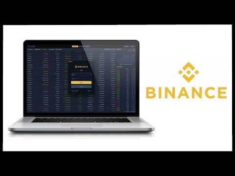 Binance Crypto Exchange Launches MAC OS Client Desktop Application - Review of Binance Application