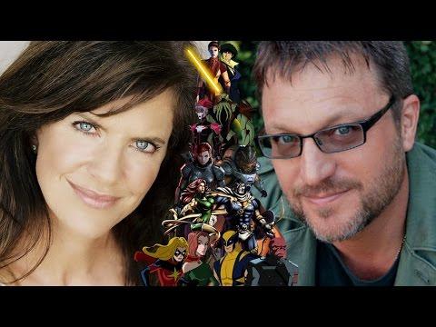 Voice Connections - Jennifer Hale & Steve Blum