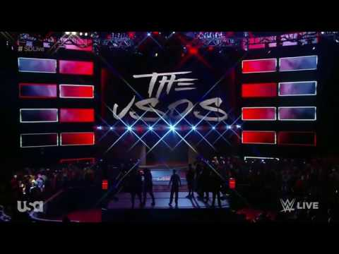 The Usos - New Entrance Music