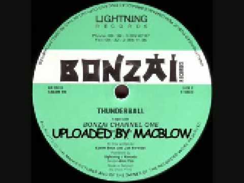 Bonzai Records -- Channel One