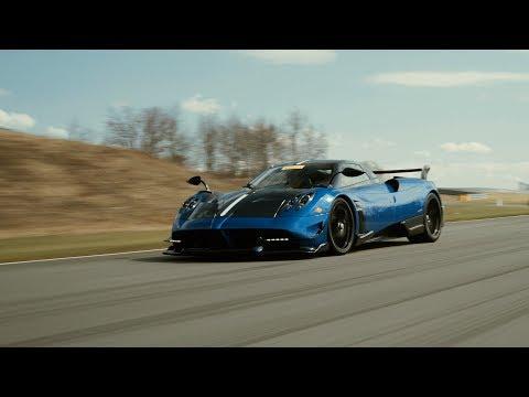 Miller Motorcars Pagani Weekend - Track Day Trailer