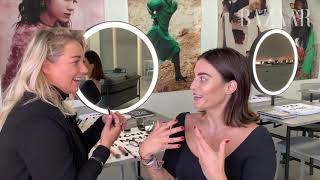 Red-Carpet Makeup Tutorial With Toni Malt And Karen Wazen | Bazaar Beauty | Harper