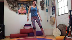 Yoga for relieving Sacroiliac joint dysfunction, hip laxity, back /hip pain