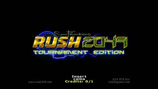 15 Minutes of Video Game Music - Wingey from San Francisco Rush 2049 Tournament Edition
