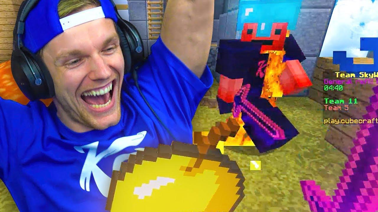 MIJN MOEILIJKSTE BATTLE! - Minecraft