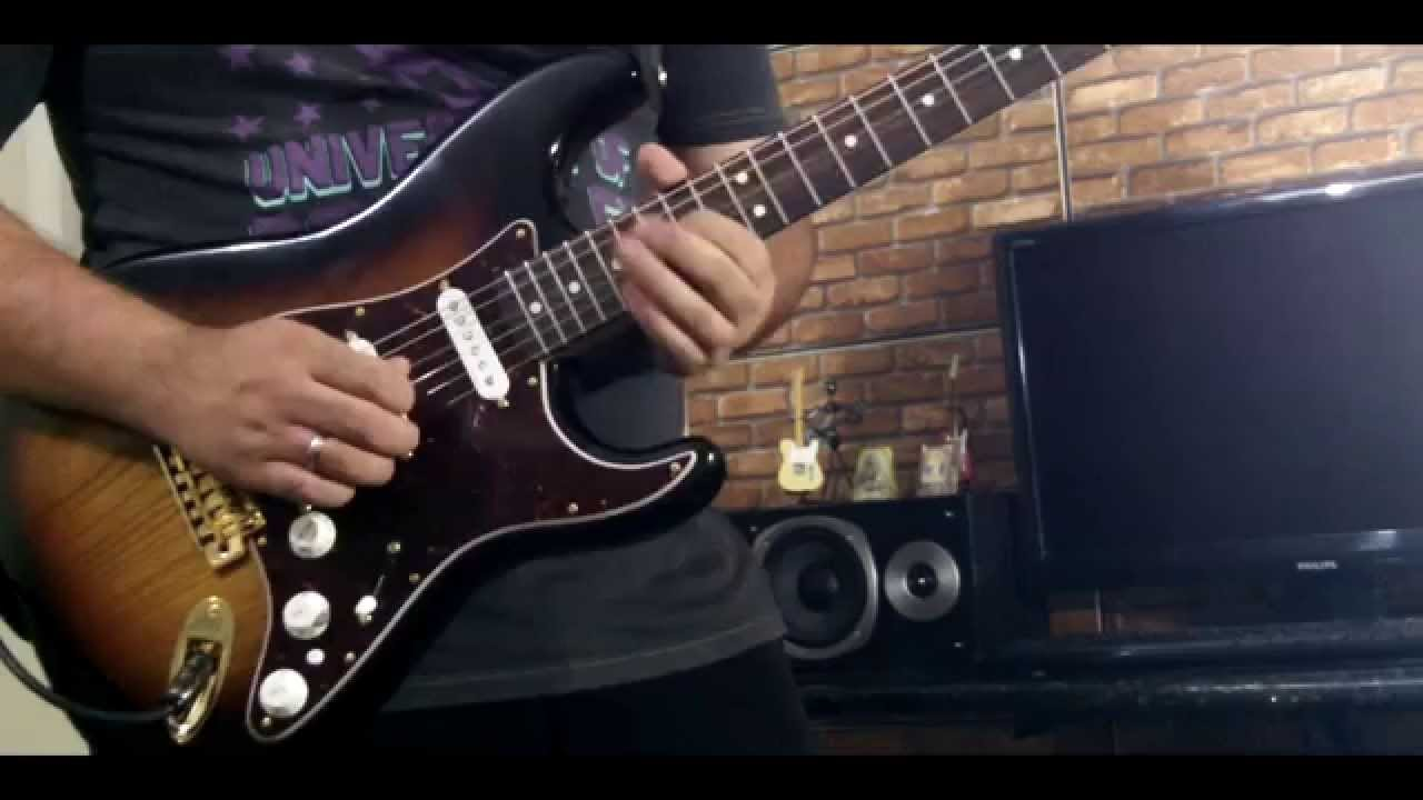 fender deluxe players stratocaster tone youtube. Black Bedroom Furniture Sets. Home Design Ideas