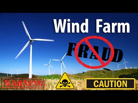 Wind Energy Fraud: War On The High Plains