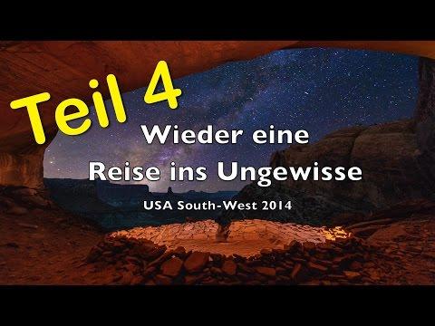 Wieder eine Reise ins Ungewisse - USA 2014 - Teil 4 - Full HD 1080p - Nikon D800E
