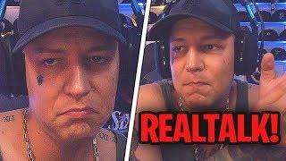 Angst vorm Tod? 🤔 Reallife Story mit Peter 😢 MontanaBlack RealTalk