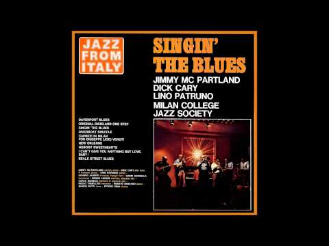 Milan College Jazz Society - Original dixieland one step