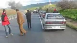 Explosion de 500 Bouteilles de Gaz - Khemisset  Maroc -