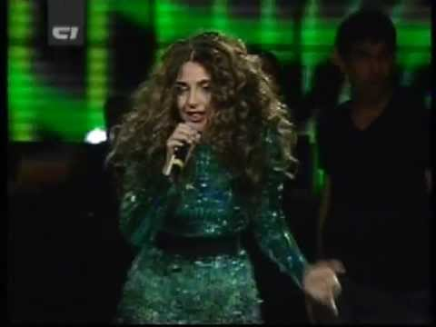 Sirusho at Armenian National Music Awards, 2012