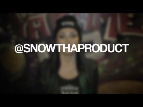 Snow Tha Product - LIVE verse 2013