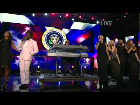 Various Artists - Signed, Sealed, Delivered (The Neighborhood Inaugural Ball)