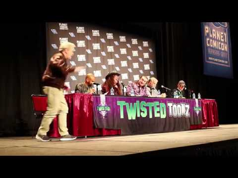 Twisted Toonz: Planet Comicon 2018