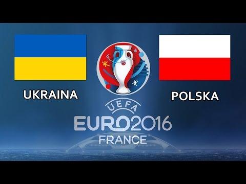 EURO 2016 - UKRAINA - POLSKA #3