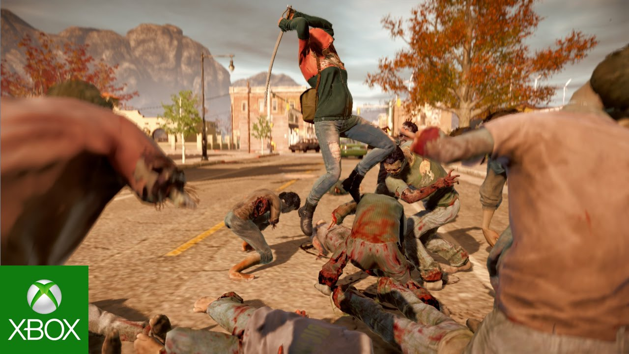 State of Decay: Year-One Survival Edition Launch Trailer