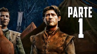 Game of Thrones - Telltale Games - Episodio 1 ESPAÑOL - Gameplay Walkthrough Parte 1 (PC)