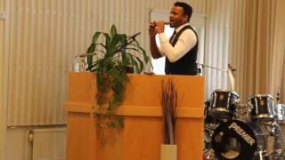 Samuel Nigusse - Berekete Eyesus new - Finland Helsinki 2015