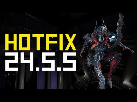 Nightwave Challenge Swap, Aviator on Titania, Valkyr & Assassin Changes! (Warframe) thumbnail