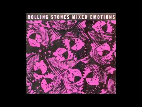 The Rolling Stones - Mixed Emotions (Early Recording) - 1989