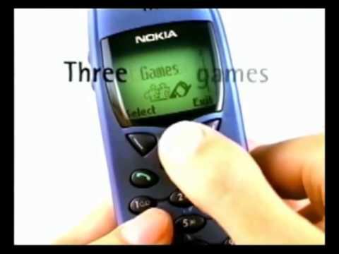 Nokia 6110 из лихих 90-х ретро телефон из Германии. Капсула времени. Тесты. Обзор. Проверка