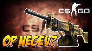 BROŃ OVERPOWERED W CS:GO?   CZY NEGEV JEST OP?   Counter-Strike Global Offensive PL