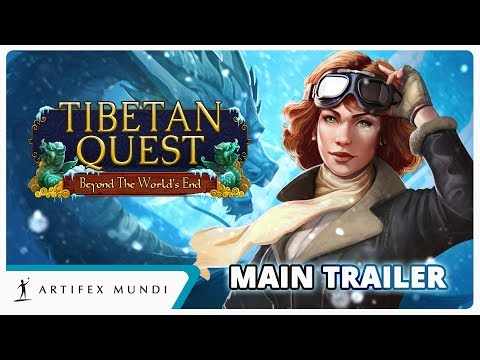 Tibetan Quest: Beyond the World's End Official ESRB Trailer