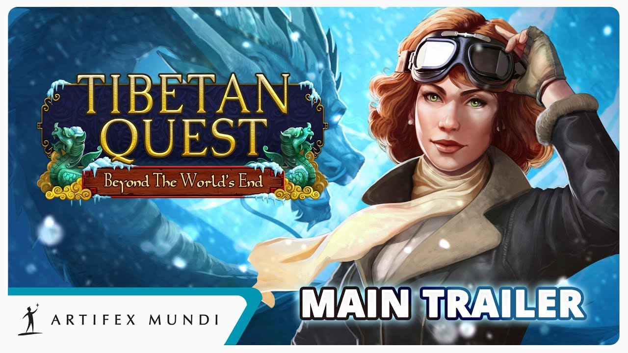 Tibetan Quest: Beyond the World's End CE (2015) PC [FINAL] game download