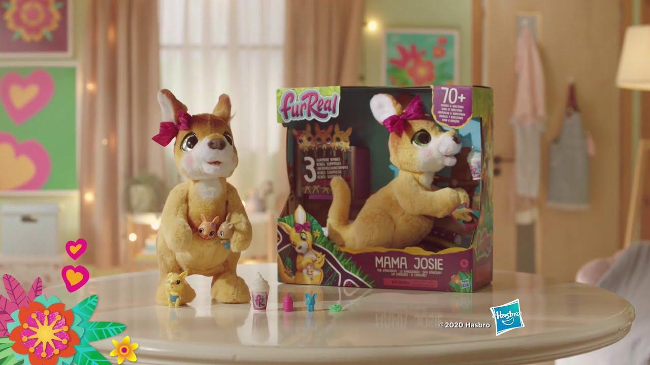 Hasbro México | Mamá Josie | Furreal