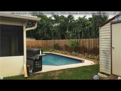 Priced at $2,500 - 8421 NW 8th St, Pembroke Pines, FL 33024