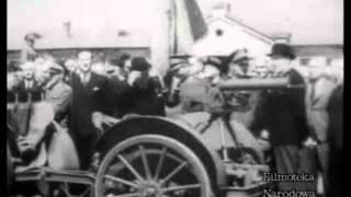 Karabiny dla 1 Pulku Szwoleżerów - Warszawa 1938