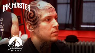 Most Painful Tattoos on Ink Master 😵 Part 2