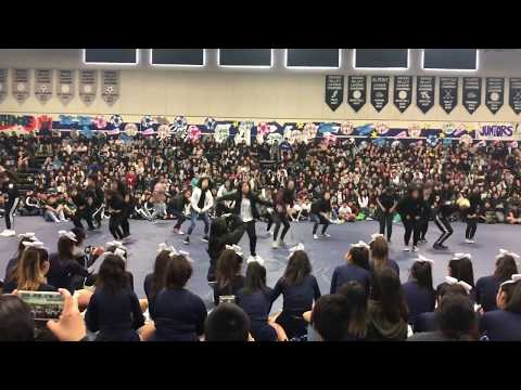 Gabrielino High School - Not Today by BTS Performance