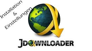 [TUT] jDownloader 2: Installation + Einstellungen [4K | DE]