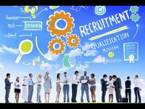 HR Works: 2017 Recruiting Trends--Social Media Tactics, Negotiation & 'Thinking Locally'