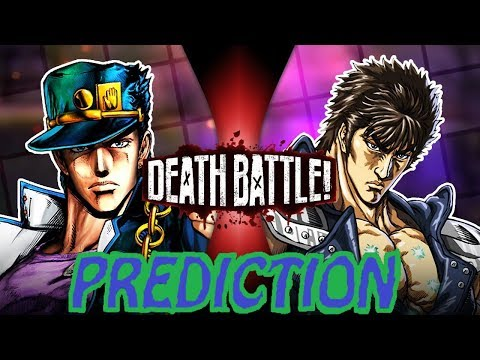 Death Battle Prediction: Jotaro Kujo VS Kenshiro