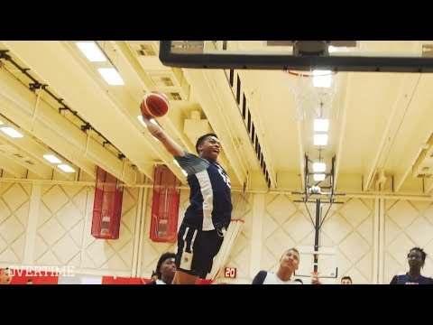 Oak Hill's Keldon Johnson Is A DAWG! Most UNDERRATED Player At USA Basketball!