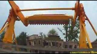 Texas Twister at Geauga Lake