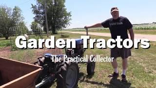 Garden Tractors - The Practical Collector