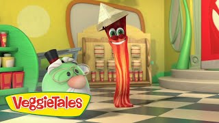VeggieTales in the House - A Lesson in Patience