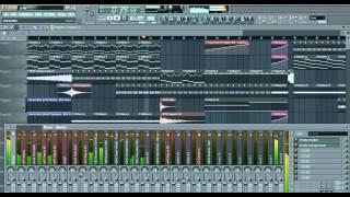 FL Studio Remake: Justin Prime - Bring The Bass + FLP