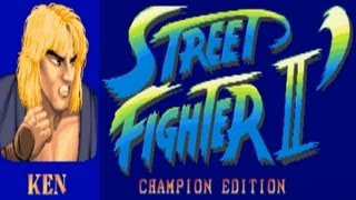 Street Fighter II - Champion Edition - Ken (Arcade) thumbnail