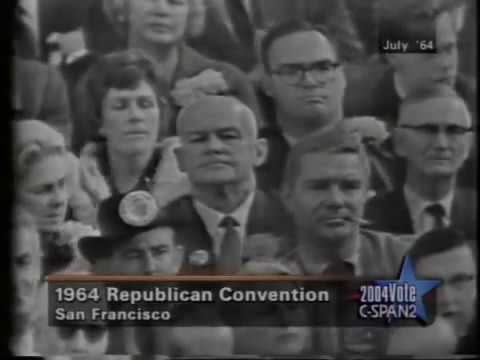 Barry Goldwater 1964  RNC Acceptance Speech