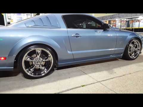 Mustang 3V Cam Idle