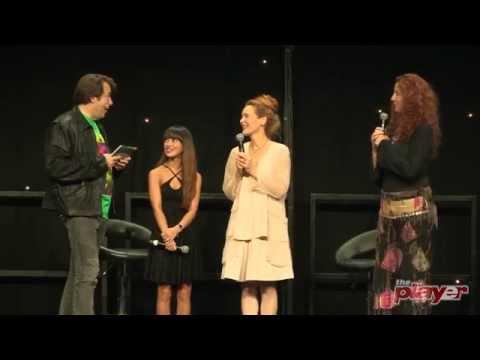 Alice Krige, Hana Hatae & Suzie Plakson  Destination Star Trek 3 2014