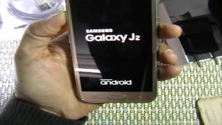 Samsung Galaxy j2 overall performance